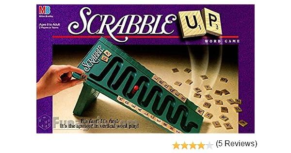 Scrabble Juego de palabra por Milton Bradley: Amazon.es: Juguetes y juegos