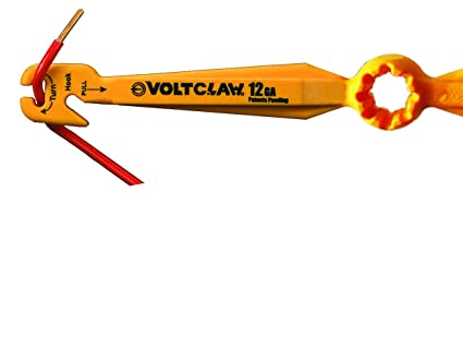 VOLTCLAW-12 Nonconductive Electrical Wire Pliers - - Amazon.com