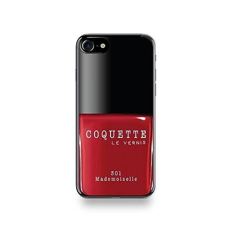 coque iphone 8 vernis