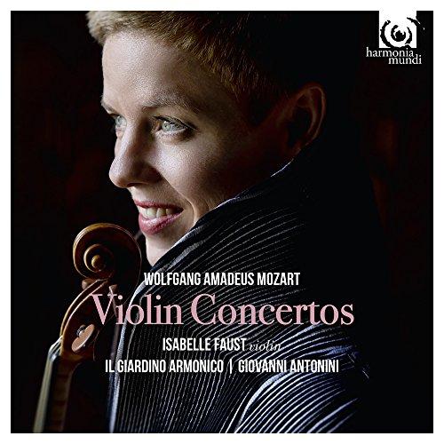 Mozart: Complete Violin Concertos Complete Violin Concertos Cd