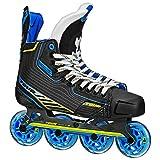 Code 7.one Sr Hockey Skate Black SZ 9