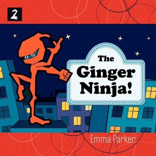 The Ginger Ninja: Amazon.es: Emma Parker, Marguerite Renaud ...
