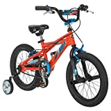 Schwinn Boy's Scorcher 16-Inch Bicycle, Orange
