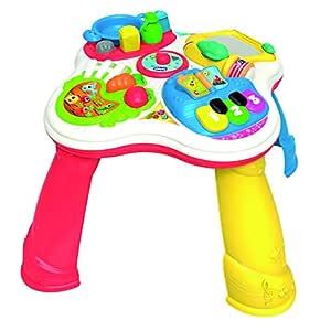 Chicco 00007653000100 - Mesa de Juegos Hobbies D/GB