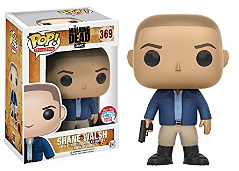 amazon com funko pop television 369 the walking dead shane walsh