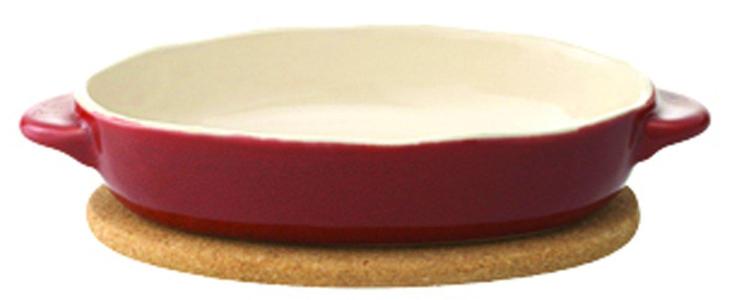 KINTO Ho ~tsukuri gratin ovale Rouge 34324 Memo Board du Japon, l'Allemagne et la notice emballage sont écrites en japonais)