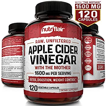 Amazon.com: Apple Cider Vinegar Capsules with Mother