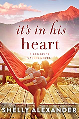 book cover of It\'s In His Heart