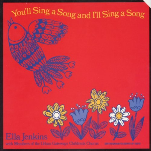 Sing Music Cd - You'll Sing a Song and I'll Sing a Song