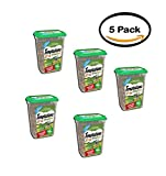 PACK OF 5 - TEMPTATIONS MixUps Treats for Cats CATNIP FEVER Flavor 16 Ounces