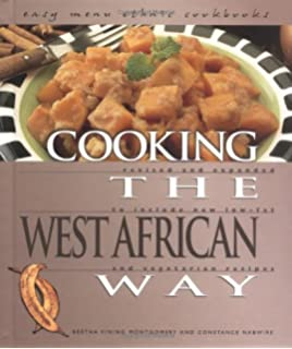 My cooking west african cookbook dokpe l ogunsanya 9780966273007 cooking the west african way revised and expanded to include new low fat and forumfinder Images