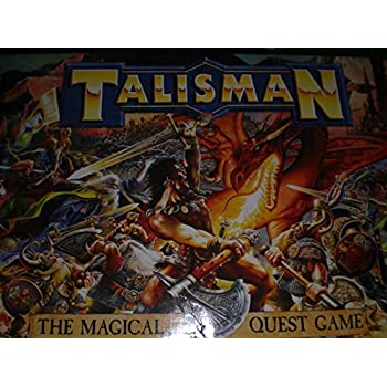 amazoncom talisman the magical quest game 3rd edition