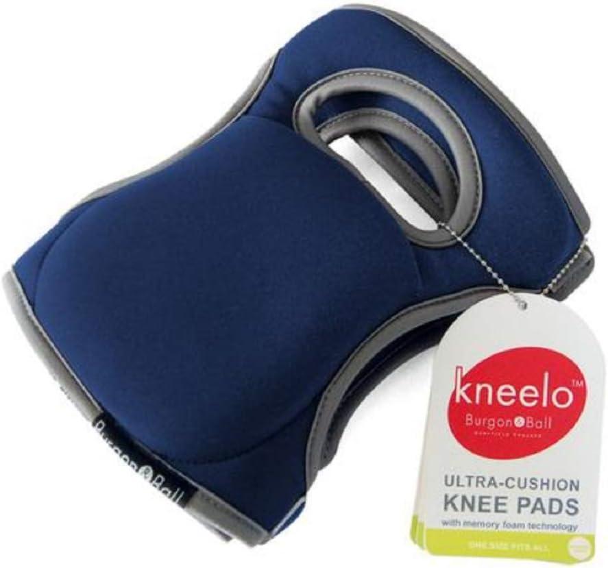 Burgon /& Ball GKN//KPADCOB Memory Foam Garden Kneelo/® Knee Pads Cobalt