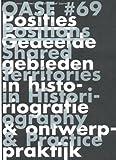 Posities/Positions, Tom Avermaete, Marc Schoonderbeek, 9056624865