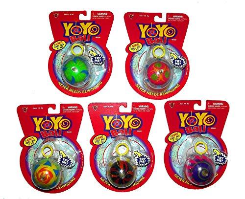 Yo-Yo Ball, ASSORTED - COLOR AND STYLES (Yoyo Ball)
