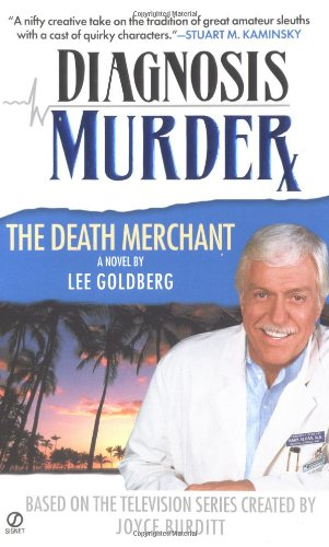 Download The Death Merchant (Diagnosis Murder #2) ebook