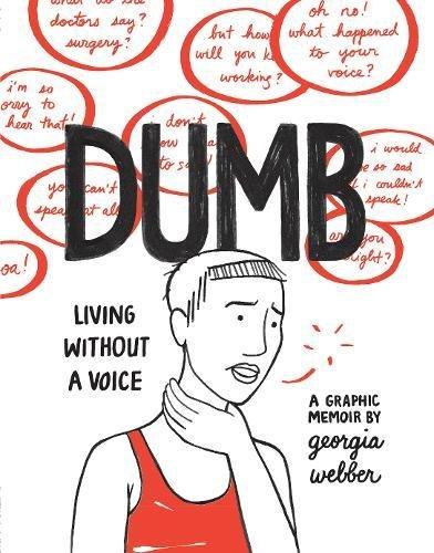 Dumb Hardcover – August 7, 2018 Georgia Webber Fantagraphics Books 1683961161 Graphic novels.