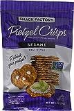 Snack Factory Pretzel Crisp Sesame