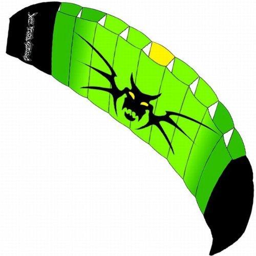 Colours in Motion Powerkite Speed Foil 2x Green Venom