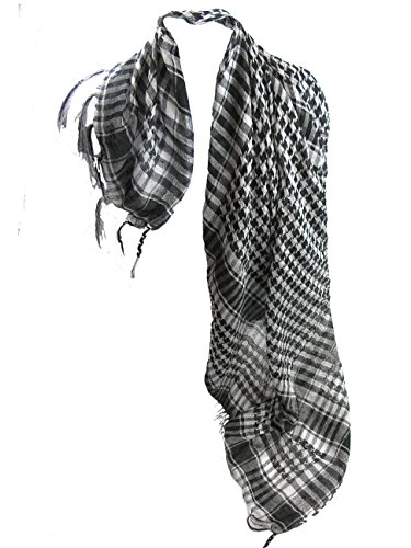 Keffiyeh Tactical Survival Shemagh Polyester