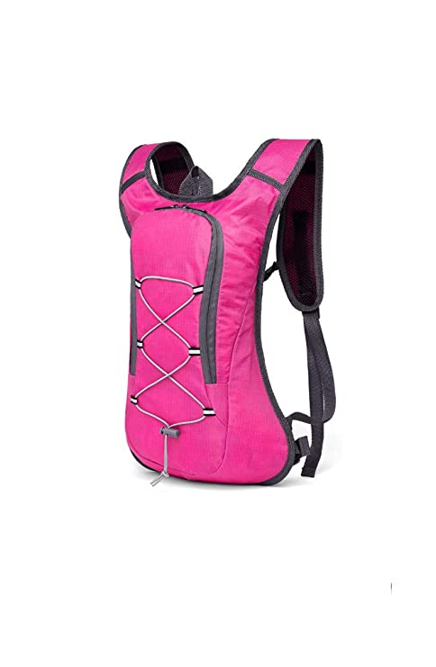 GXFLO Hydration Backpack Lightweight Hydration Pack 2L Water Bladder Backpack Insulated Hydration Bag Daypack for Hiking