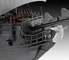 Revell 05499 Black Pearl Bausatz 1:150 easy-click-system