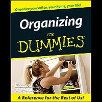 Organizing For Dummies (English Edition)