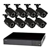 Q-See 16-Channel 8-Camera 1080p Security System with 1TB HDD DVR