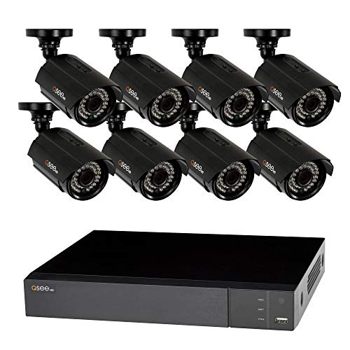 (Q-See 16-Channel 8-Camera 1080p Security System with 1TB HDD DVR)