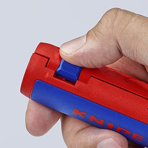 Knipex 90 22 01 SB TwistCut Corrugated Pipe Cutter 13-32mm