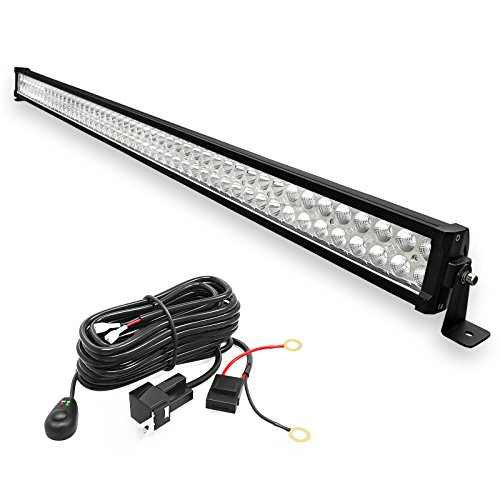 LED Light Bar YITAMOTOR 52 Inch 300W Light Bar with 12V Swit