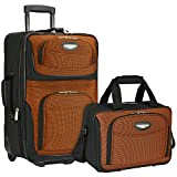 Travelers Choice Travel Select Amsterdam Two Piece Carry-on Luggage Set