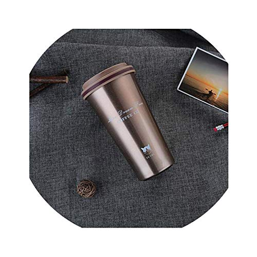 Thermos Mug Coffee Cup With Lid Thermocup Seal Stainless Steel Vacuum Flasks Thermo Mug For Car Water Bottles