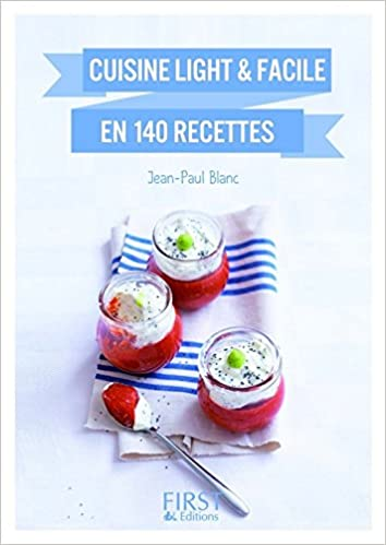 Petit livre de - Cuisine light et facile en 140 recettes sur Bookys