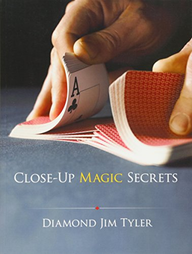 Close-Up Magic Secrets (Dover Magic Books)