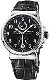 Ulysse Nardin Marine Chronometer Manufacture Men's Watch 1183-126/62
