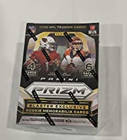 2020 Panini Prizm Sealed NFL Football Blaster Box - (6 Packs of 4 Cards) 24 Cards - Look for EXCLUSIVE Memorab