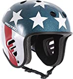 Pro Tec Full Cut Skate Easy Rider Helmet - Black - MD