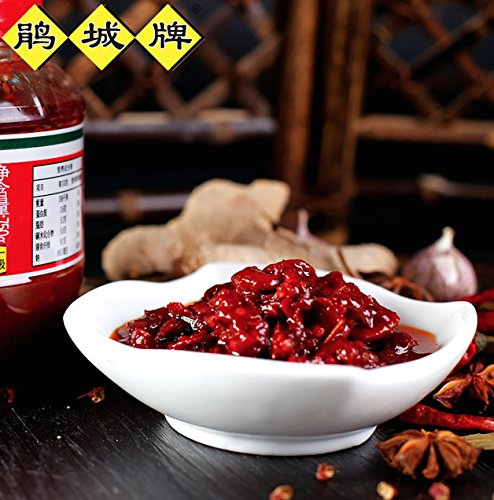 how to make chili oil paste