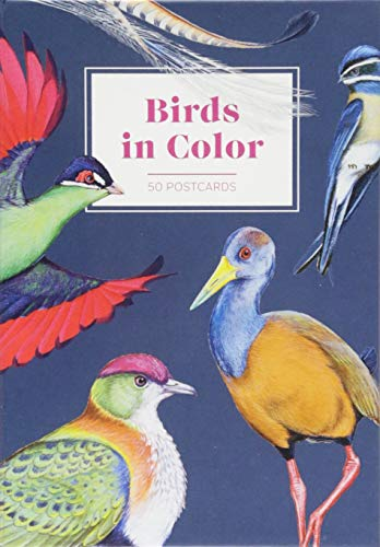 - Birds in Color 50 Postcards