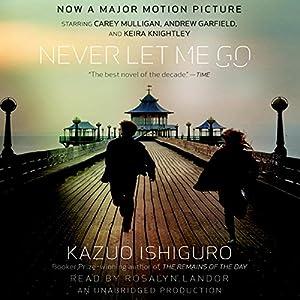 Never Let Me Go Audiobook