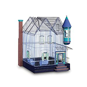 Prevue Pet Products Featherstone Heights Victorian Bird Home 294 89