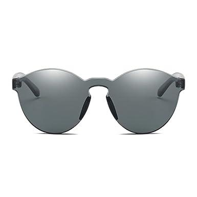 LAND-FOX Mujer Hombre Moda Marco grande Gafas de sol cuadradas Gafas de sol Marca Sunglass clásica/Clásico Espejo Lentes Brillo UV Portección Polarizado ...