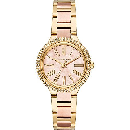 Michael Kors Watches Womens Two-Tone Taryn Watch