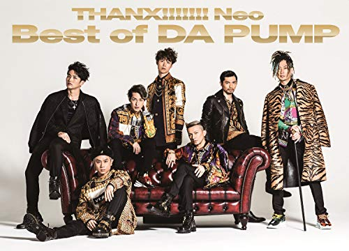 DA PUMP / THANX!!!!!!! Neo Best of DA PUMP[DVD付初回生産限定盤]