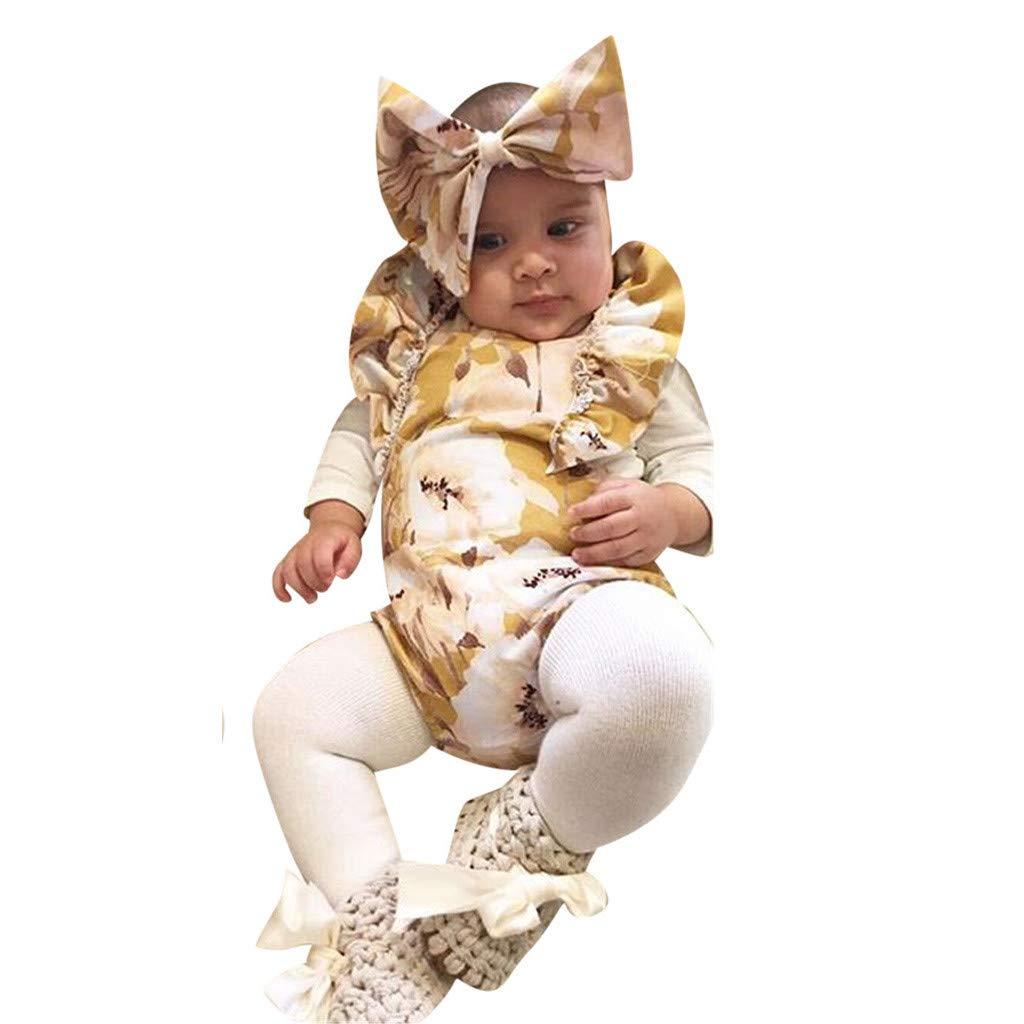 Spieler Liusdh-baby girl Romper Jumpsui Baby M/ädchen 0-24 Monate