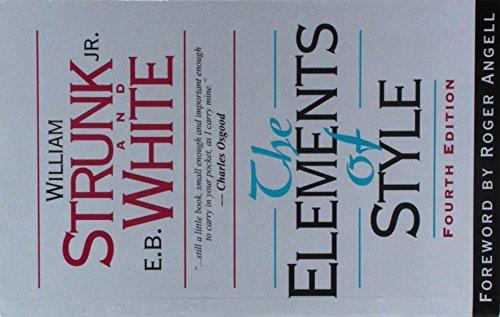 eb white elements of style