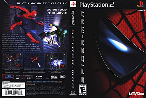 PS2 SPIDER-MAN