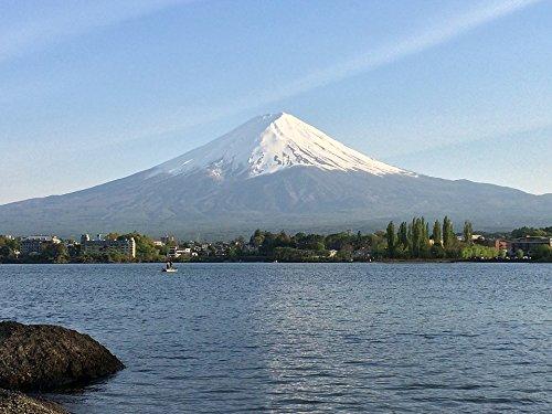 Laminated Poster Print Size 24 x 36, Japan Mount Fuji Mountain Poster