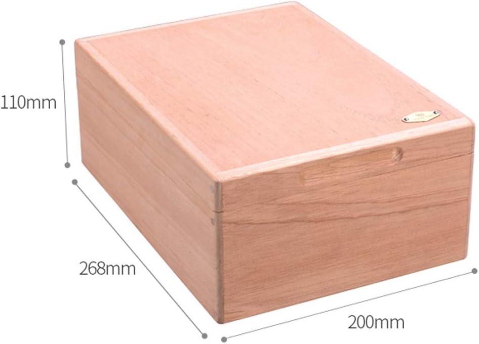 CHENTAOCS - Caja de cigarros, humidificador de puros, madera de ...